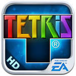 Game Tetris for iPad